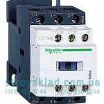 Контактор 9 A 3 полюса 220В AC LC1D09M7 Schneider Electric1НО+1НЗ