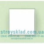 Рамка 1 пост Schneider Unica Quadro MGU2.702.17 стекло