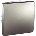 Выключатель перекрестный Schneider Electric Unica алюминий MGU3.205.30
