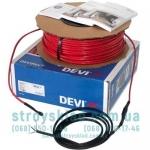 Нагревательный кабель 7,4м² двухжильный DEVIflex 18T 1340Вт