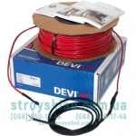 Нагревательный кабель 3,7м² двухжильный DEVIflex 18T 680Вт