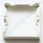 Накладная квадртная коробка 12W для ABS Lemanso LM479