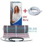 Нагревательный мат с тефлоном, повышенной мощности DEVImat 200T 390/430Вт 2,1м²