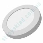 LED панель Neomax накладная 6W 4500K 470Lm 165-265V NX206E круг