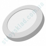 LED панель Neomax накладная 20W 6000K 470Lm 165-265V NX220E круг