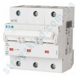 Автоматический выключатель Eaton PLHT-C100/1 (247988)