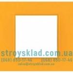 Рамка 1 пост Schneider Unica Quadro MGU4.702.29 цвет Cytrus