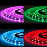 Светодиодная лента SMD 5050 (60 LED/м) RGB LED/мт. IP20