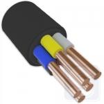 ВВГнг 5х4,0 кабель медный на пять жил ЗЗЦМ (режется от 1м.)