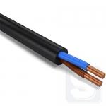 ВВГнг 2х2,5 кабель соединительный ЗЗЦМ (бухта 100м., режется кратно 50 метров)