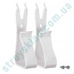 Комплект пластиковых держателей для устройств мультимедиа, VZ02MM Hager